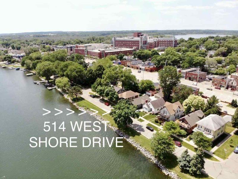 514 West Shore Dr Listing Photo